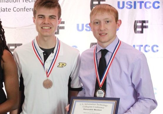 Matt Kerner and Brandon Zammit | Honorable Mention Business Analytics